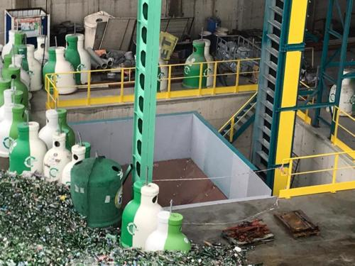 glass sorting