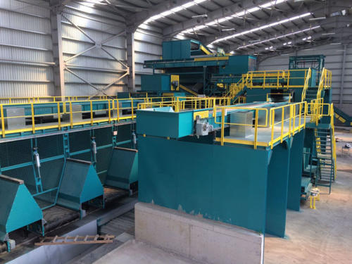 Sorting Plant